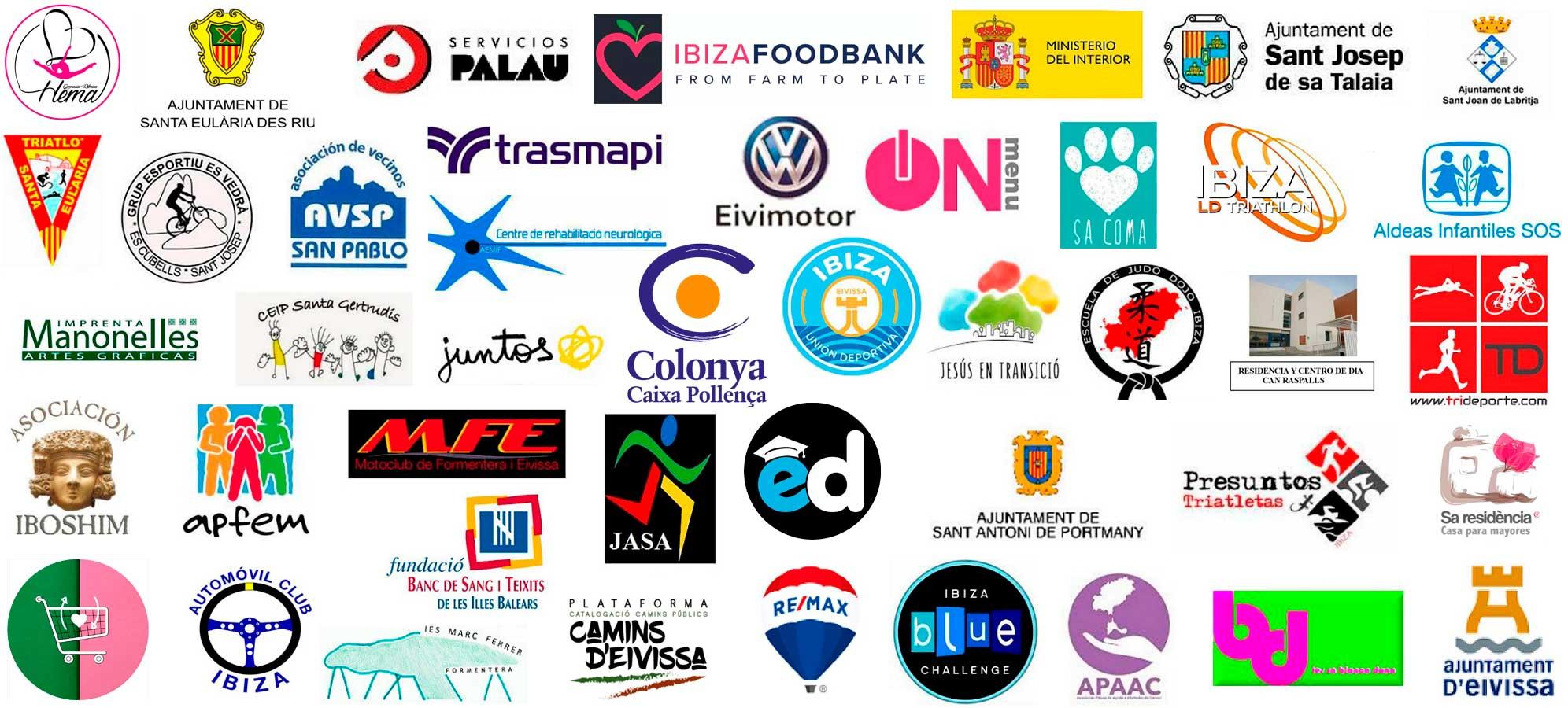 Equip Voluntari Colaboradores Voluntarios de Ibiza